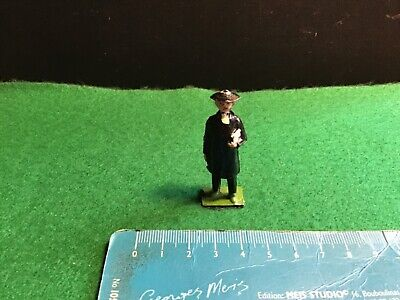 £19.99 • Buy Vintage Johillco Lead Civilian. Vicar Carrying The Bible.1/32 Scale.