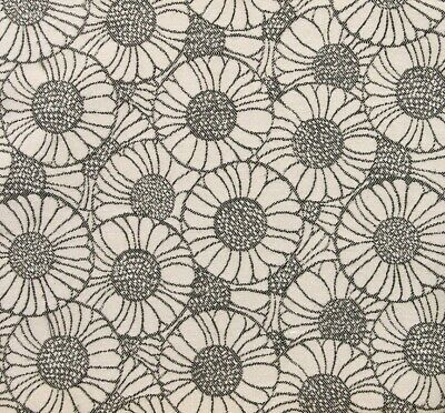 $45 • Buy New Authentic Maharam Orakelblume Upholstery Fabric Remnant By Koloman Moser