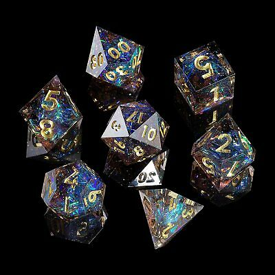 AU76.49 • Buy DND Dice Set Tabletop Role Playing Game Dice Set Dungeons And Dragons Dice Set