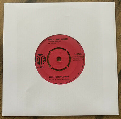 """£0.99 • Buy The Honeycombs- Have I The Right?- 7"""" Vinyl Record"""
