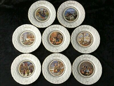 £4.95 • Buy Coalport Collectable Christmas Plate 1976 - 1984 Excellent Condition