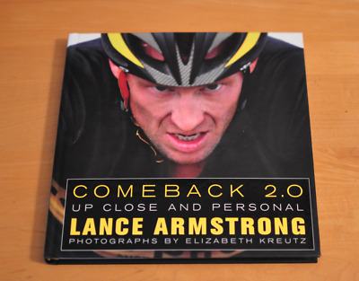 £61.81 • Buy Lance Armstrong SIGNED Book Comeback 2.0 Beckett 1st Print Cycling