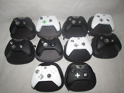 $444.90 • Buy 10 X Genuine Elite Xbox One Controller + Cases Spares Or Repairs Faulty Srf3039