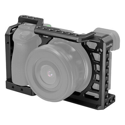$ CDN45.21 • Buy  SmallRig Arca Quick Release Camera Cage For Sony A6500 And A6300 -1889