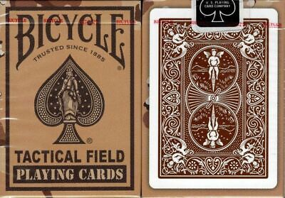 £6.49 • Buy  Bicycle Playing Card Deck Genuine Tactical Field Deck. New Sealed. U.s.p.c.c.