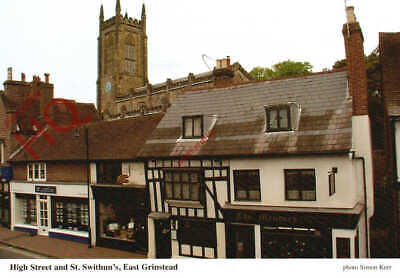 £3.49 • Buy Picture Postcard_ East Grinstead, High Street And St. Swithun's Church