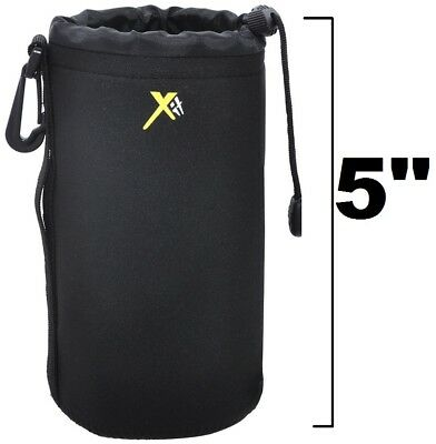 £5.87 • Buy New Neoprene Camera Bag Pouch Protector Case For Canon EF-M 11-22mm IS STM