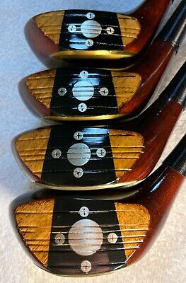 $850 • Buy Macgregor Eye O Matic RT2W 1234 R Vintage Persimmon Refinished & Beautiful!!