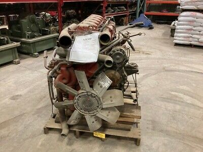 $5995 • Buy  1987 MACK MS300 Diesel Engine. 214HP. All Complete And Run Tested.