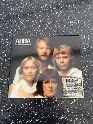 £5.99 • Buy ABBA The Definitive Collection CD 2 Disc