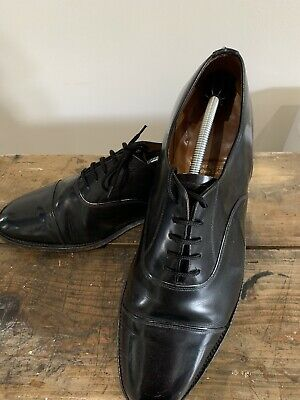 £45 • Buy Mens Sanders Oxford Made In England Leather Shoes Size 12 UK