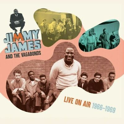 £5.85 • Buy Jimmy James & The Vagabonds - Live On Air 1966-1969 [New & Sealed] CD
