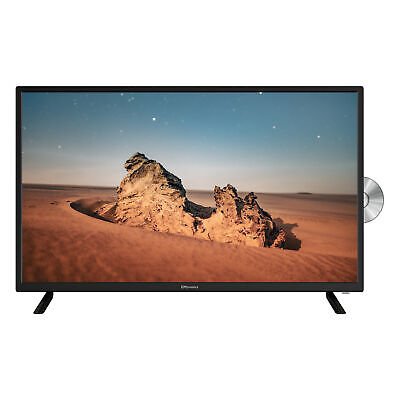 £159.99 • Buy EMtronics 32  Inch HD Ready LED TV With Built-in DVD Player And USB Media Player
