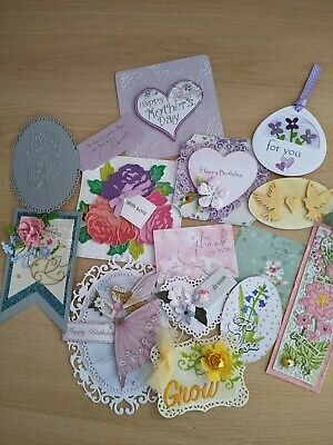 £1.90 • Buy Card Making, Journalling And Scrapbooking Clearout Bundle