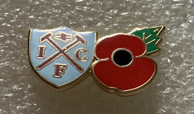 £7.99 • Buy Old & Rare West Ham Supporter Enamel Badge ICF Hooligan Firm - Add To Collection