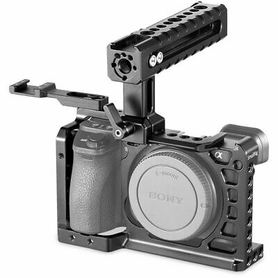 $ CDN109.27 • Buy SmallRig Advanced Cage Kit With Top Handle For Sony A6500-2081D