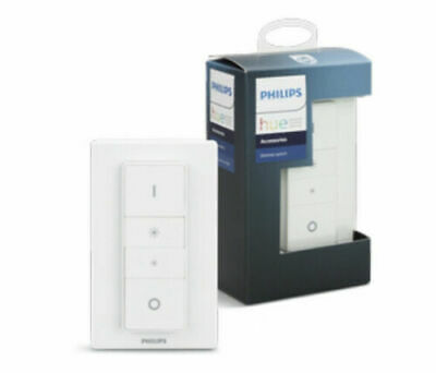 AU43.99 • Buy Philips Hue Smart Wireless Dimmer Switch With Remote For Smart LED Light Bulbs