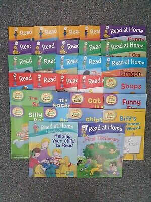 £3.20 • Buy Oxford Reading Tree Read With Biff Chip And Kipper And Read At Home ( 35 Books )