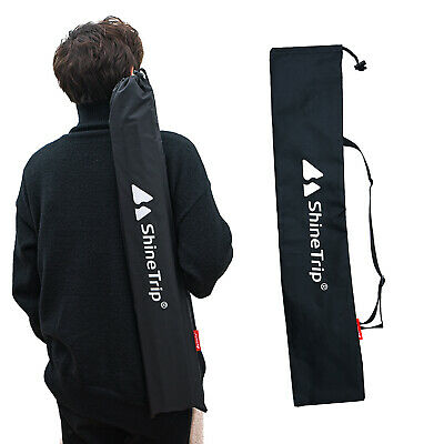 AU9.34 • Buy Outdoor Camping Hiking Tent Pole Storage Bag Tent Pole