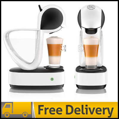 AU66.45 • Buy Nescafe Capsule Pod Coffee Machine Infinissima Hot And Cold 1.2L Dolce Gusto NEW