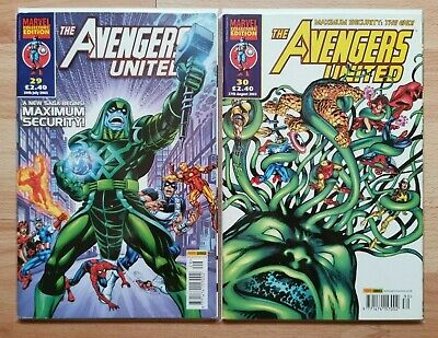 £3.99 • Buy The Avengers United #29 2003 Marvel Comics (Bagged & Boarded)