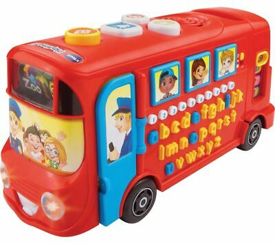 £22.99 • Buy VTECH Baby Playtime Bus With Phonics - Currys