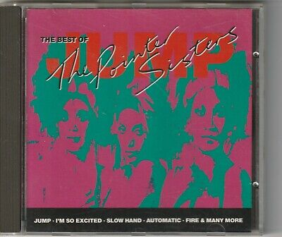 £0.99 • Buy Pointer Sisters - Jump: The Best Of...  (BMG / RCA 1989)