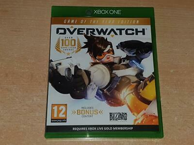 AU30.20 • Buy Overwatch Game Of The Year Edition Xbox One **FREE UK POSTAGE**