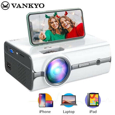 AU109.99 • Buy VANKYO Leisure 410 Projector 236  Supported 1080P HD HiFi Speaker Home Theater