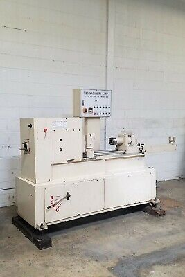 $6900 • Buy S & S Machinery Rotary Pipe CutOff - Used - AM13855