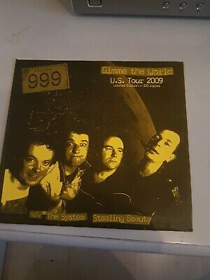 £5 • Buy 999, Gimme The World, Ultra Rare 7  Single, Number 56 Of Only 300 Released