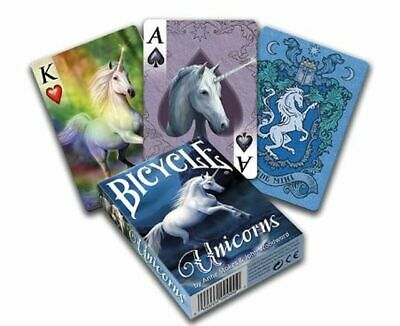 £5.99 • Buy Bicycle Anne Stokes Unicorns Poker Playing Card Deck Usa Uspcc New
