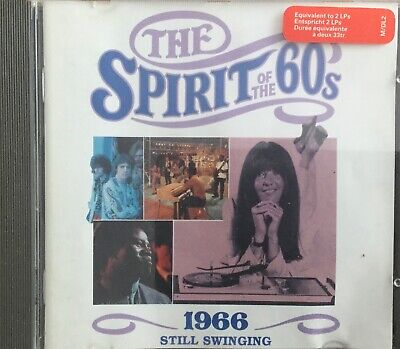 £3.99 • Buy Time Life~The Spirit Of The 60s~1966 Still Swinging CD *FREE P&P*