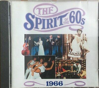 £3.99 • Buy Time Life~The Spirit Of The 60s~1966 CD *FREE P&P*