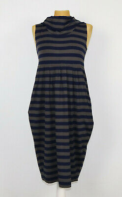 £17.10 • Buy THE MASAI Amazing Striped Collared Dress !  Size S