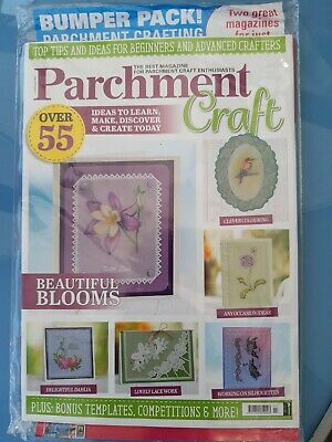 £6 • Buy Parchment Craft Magazine ~ July/Aug 21 ~ Brand New ~ The Best Magazine For...