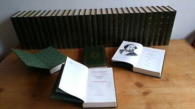 £35 • Buy Charles Dickens Centennial Edition By Heron Set Of 33 Books
