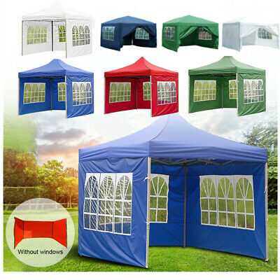 £61.99 • Buy Garden Gazebo Marquee Party Tent Wedding Canopy Pavilion Outdoor Play Tent