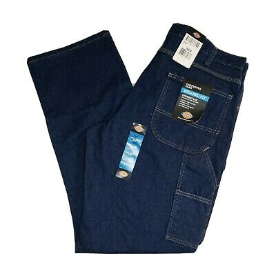 $27 • Buy Dickies Relaxed Fit Carpenter Jeans Style: 1993RNB Size: 36x34  BRAND NEW!