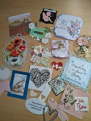 £1.50 • Buy Card Making, Journalling And Scrapbooking Clearout Bundle