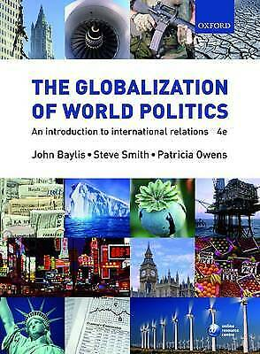 £1.50 • Buy The Globalization Of World Politics: An Introduction To International Relations