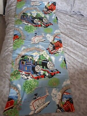 £3 • Buy Vintage Reclaimed Thomas The Tank Engine Fabric Approx 21in X 53in
