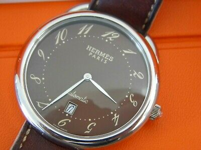 £875 • Buy Hermes Arceau Automatic Watch Immaculate Condition