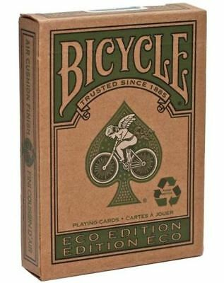 £6.99 • Buy  Bicycle Eco Edition Poker Playing Card Deck. U.s.p.c.c New Sealed