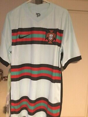 £20 • Buy Portugal Nike Euro 2020 Away Shirt. Size Small. Worn Once