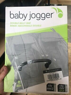 £19 • Buy Baby Jogger Double Belly Bar   For City Mini 2 Double & City Mini GT2 Double