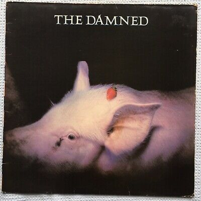 £25 • Buy THE DAMNED Strawberries LP Bronze BRON 542 FIRST PRESSING