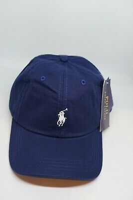 £8.99 • Buy Polo Baseball Cap Hat Blue White Summer Adults Brand New One Size Adjustable