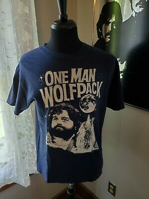 £4.36 • Buy The Hangover One Man Wolfpack Shirt Size Large