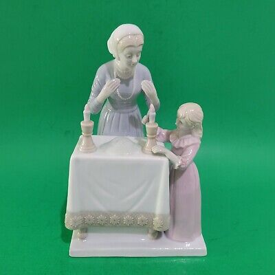 $ CDN100.66 • Buy Moso Jacob Limited Edition Jewish Porcelain Mother & Child Figurine